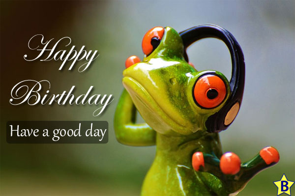 happy birthday funny images music