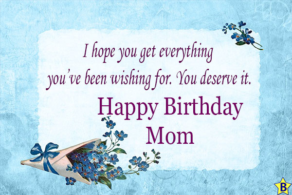 happy birthday mom images for pinterest