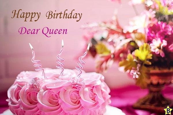 happy birthday my gorgeous queen