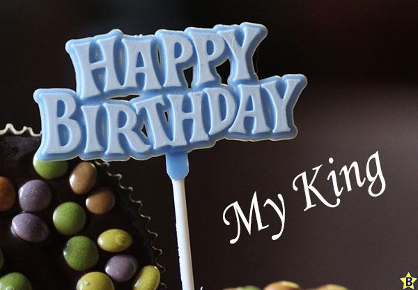 happy birthday my king pic