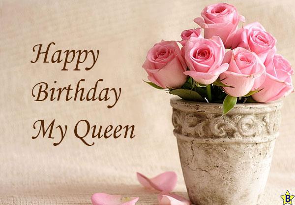 happy birthday my queen pics