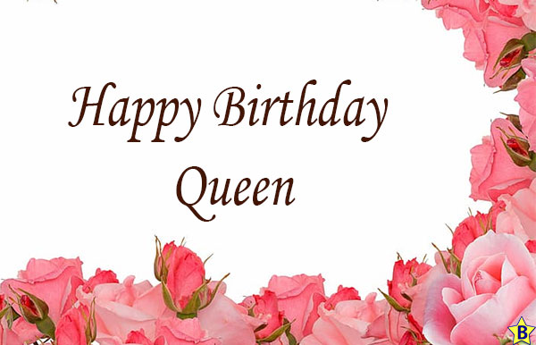 happy birthday queen images