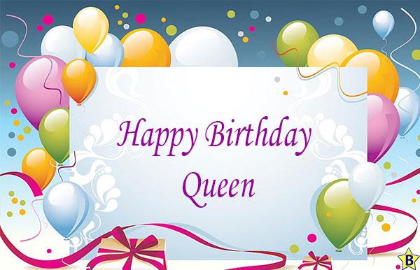 happy birthday queen pictures