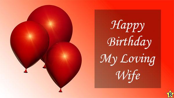 happy birthday red balloons