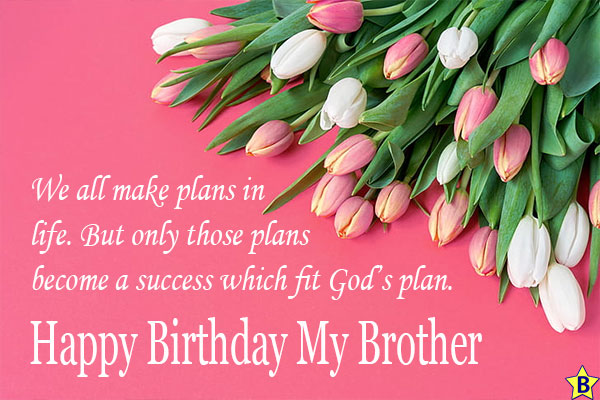 happy birthday religious images for brother