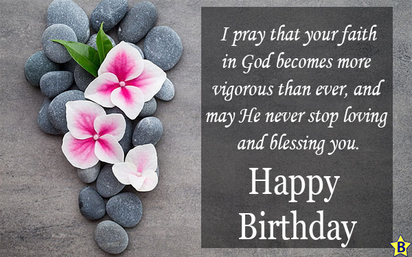 happy birthday religious images for her