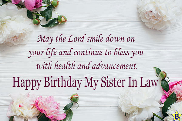 happy birthday religious images for sister-in-law