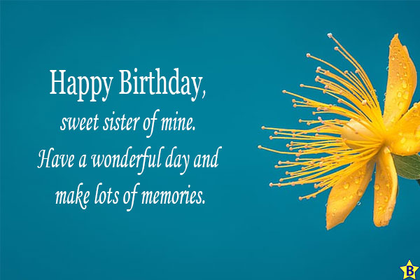 happy birthday sister images free