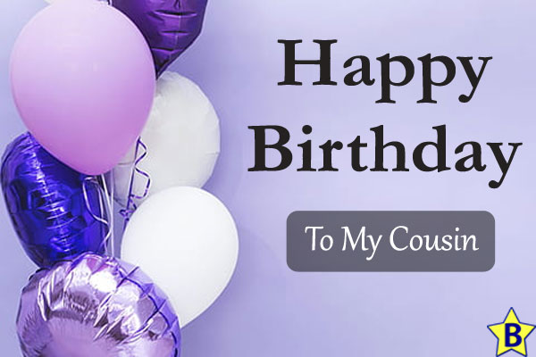 happy birthday to my cousin images