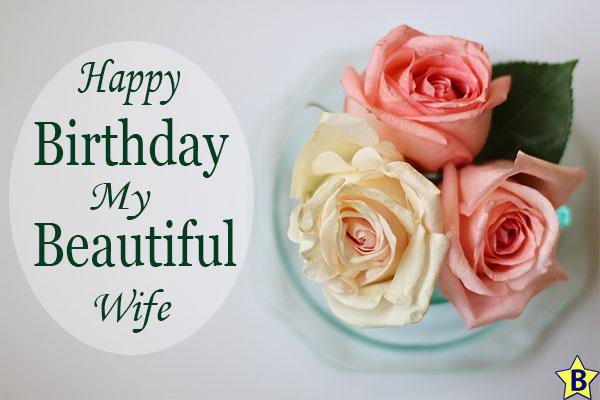 happy birthday wife images