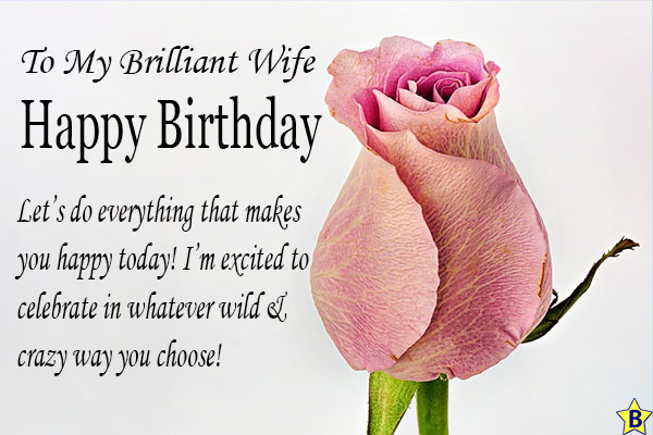 happy birthday wife long message