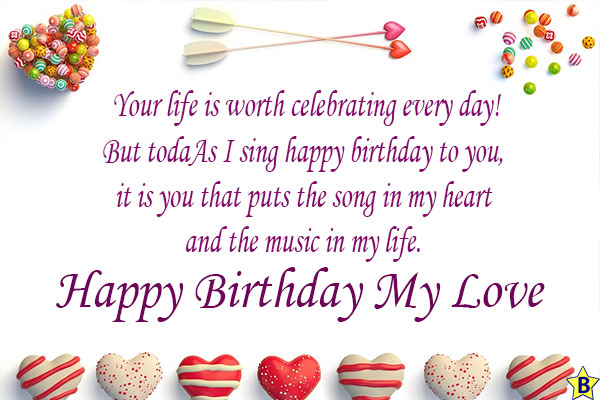 happy birthday wife paragraph