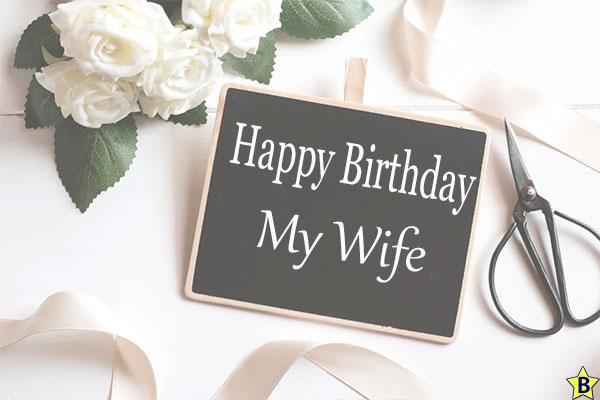 happy birthday wife pics