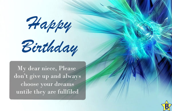 inspritional Happy Birthday Niece Images