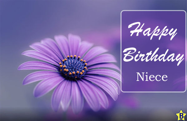 purple Happy Birthday Niece Images