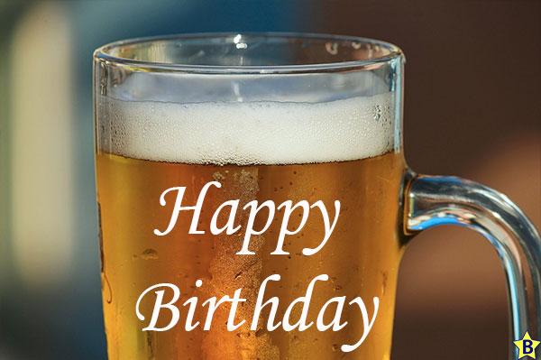 Happy Birthday Beer Images free