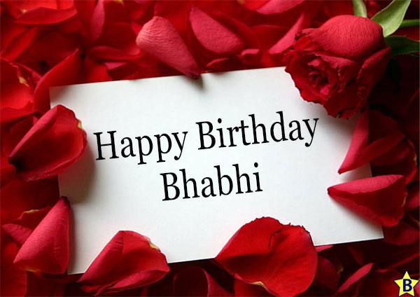 Happy Birthday Bhabhi Ji Photo