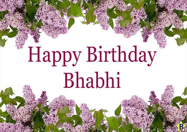 Happy Birthday Bhabhi Ji Pics