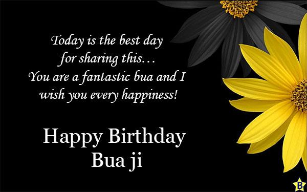 Happy Birthday Bua Images