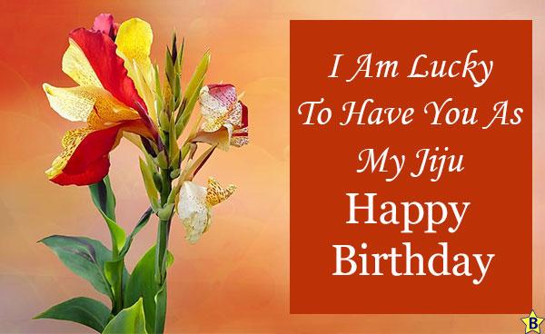 Happy Birthday Jiju sms