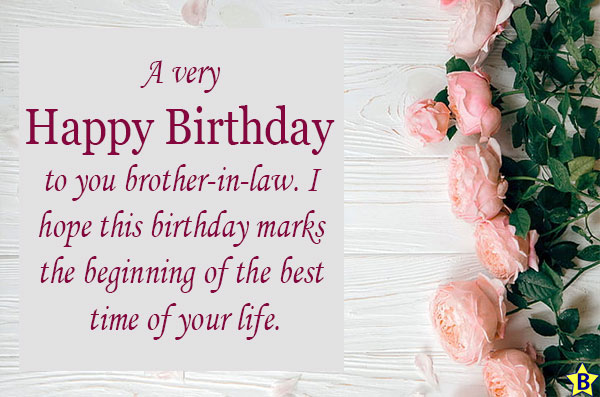 birthday wishes for jiju with flowers